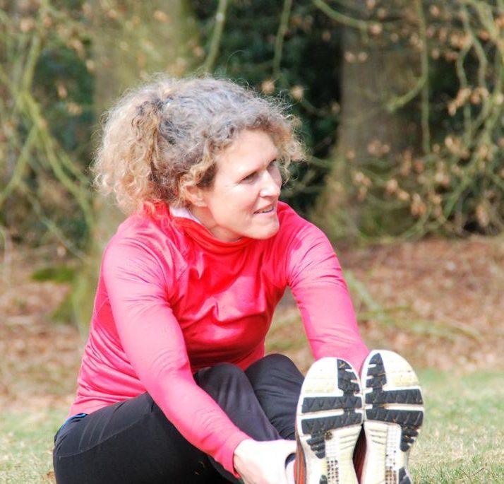 Marijke van Heusden Outdoor Yoga Buiten yoga burn-out bedrijfsyoga